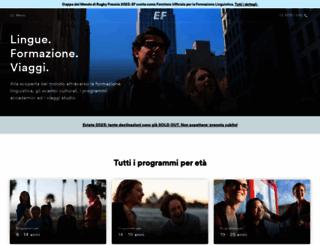 ef-italia.it screenshot