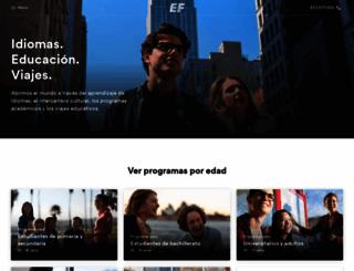 ef.com.es screenshot