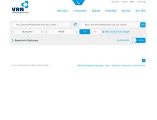 efa9-5.vrn.de screenshot
