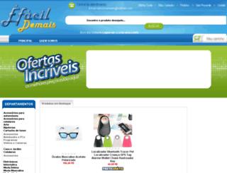 efacildemais.com.br screenshot