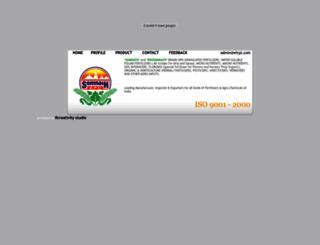 efcindia.com screenshot