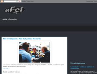 efe1enblog.blogspot.com screenshot