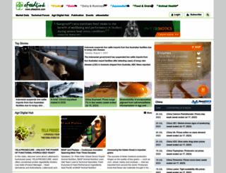 efeedlink.com screenshot