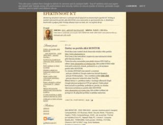 efekt-ict.akamonitor.cz screenshot