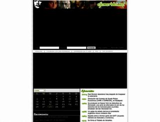 efemerides.net screenshot