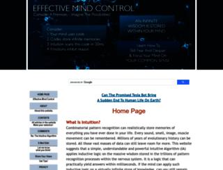 effective-mind-control.com screenshot