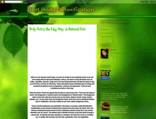 effectiveweightlossdetox.blogspot.com screenshot