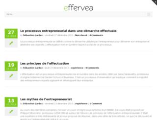 effervea.com screenshot
