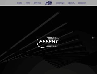 effest.ru screenshot