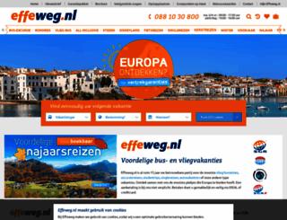 effeweg.nl screenshot