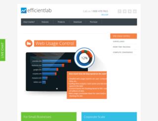 efficientlab.com screenshot