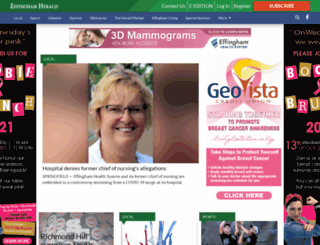 effinghamherald.net screenshot