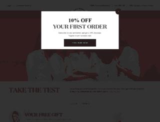 effortlessskin.com screenshot