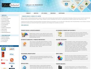 effortsunlimited.com screenshot