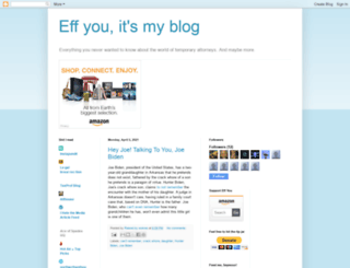 effyouitsmyblog.blogspot.com screenshot