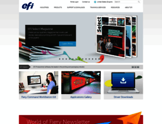 efi.com screenshot