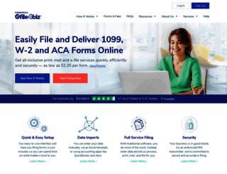 efile4biz.com screenshot