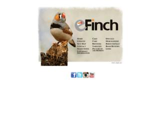 efinch.com screenshot