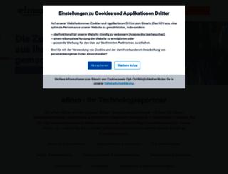 efinio.com screenshot