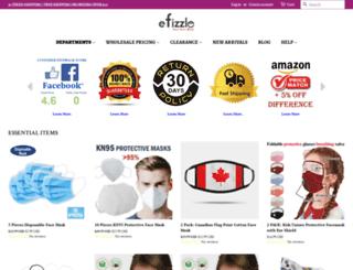 efizzle.com screenshot