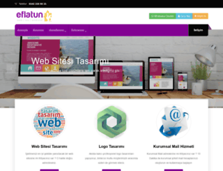 eflatunweb.com screenshot
