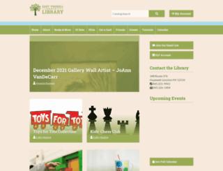 eflibrary.org screenshot