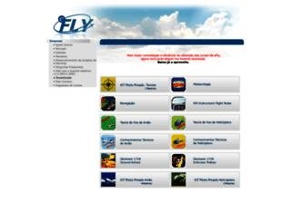 efly.com.br screenshot