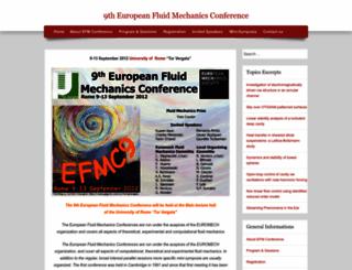 efmc9.eu screenshot