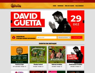efolia.com.br screenshot