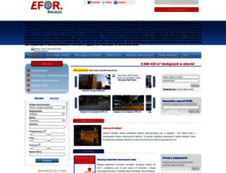 efor24.pl screenshot