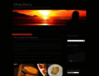efratadenny.com screenshot