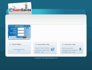 efsanekontor.net screenshot