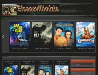 efsanevifilmizle.blogspot.com.tr screenshot