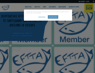 eftta.com screenshot