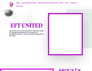 eftunited.com screenshot