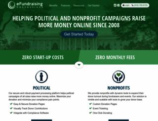 efundraisingconnections.com screenshot