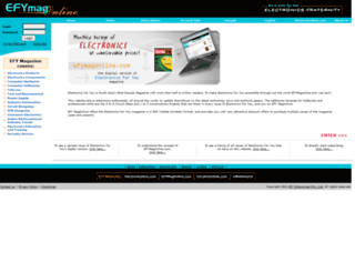 efymagonline.com screenshot