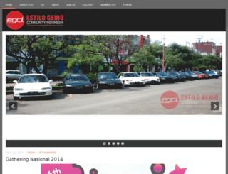 eg-ci.com screenshot
