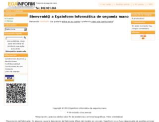 egainform.com screenshot