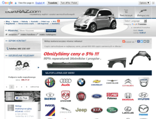 egaraz.com screenshot