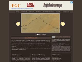 egc-egy.com screenshot