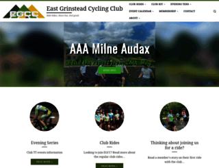 egcc.net screenshot