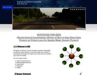 egcpakistan.com screenshot