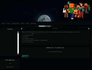 egcraft.iclanwebsites.com screenshot