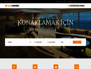 egehomes.com screenshot