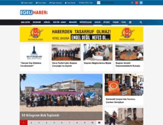 egelihaber.com screenshot