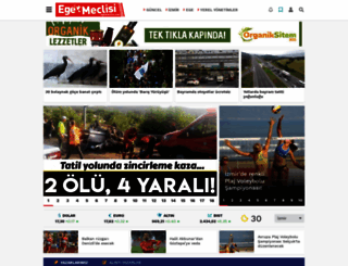 egemeclisi.com screenshot