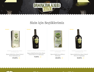 egeninkalbi.com screenshot
