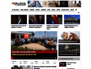 egepolitik.com screenshot