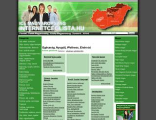 egeszseg-nyugdij-wellness-eletmod.internetceglista.hu screenshot
